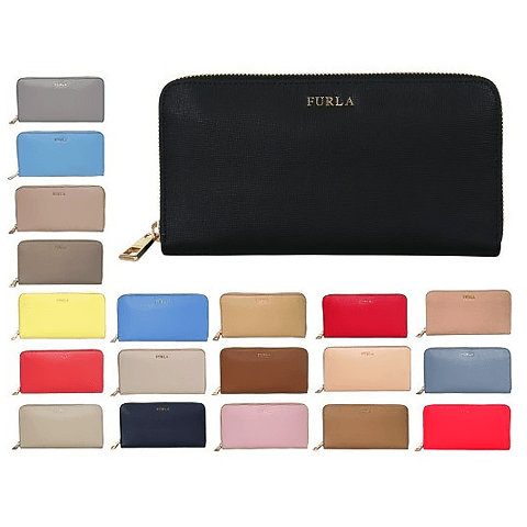 フルラ(FURLA)カラーが選べる長財布