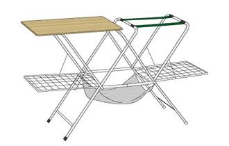 キッチン用テーブル