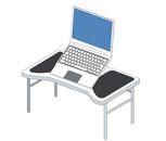 パソコン(ラップトップ)テーブル