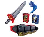 変身ベルト DX聖剣ソードライバー&水勢剣流水エンブレム&ライオン戦記ワンダーライドブック