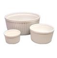 陶器製スフレ型