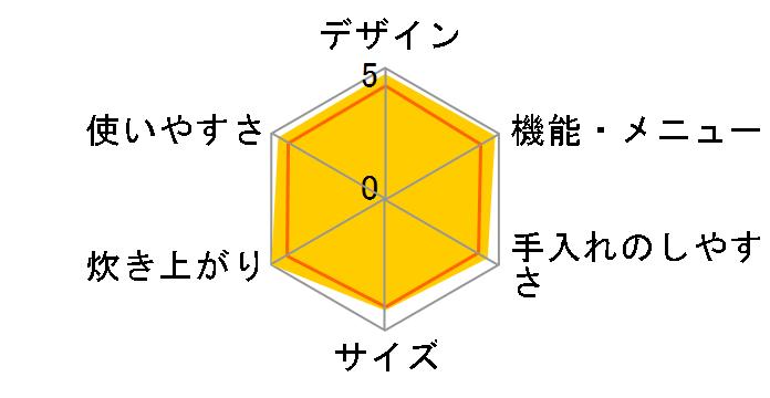 本炭釜 KAMADO NJ-AWA10