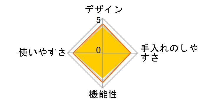クイックエコ 3層底切り替え式圧力鍋 3.5L (5合炊) H-5040