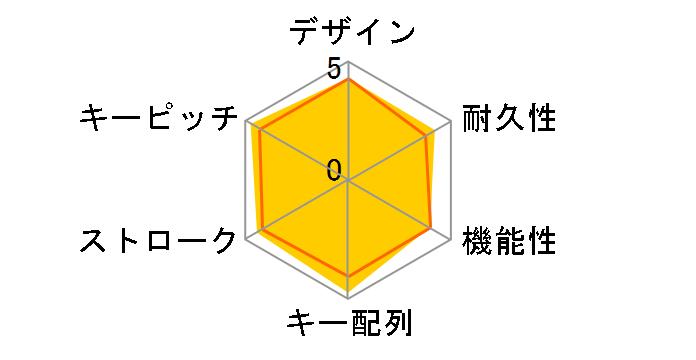Majestouch Convertible 2 FKBC108M/JB2 茶軸