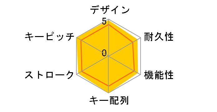 Majestouch 2 HAKUA FKBN108MPS/JMW2 ピンク軸 [マットホワイト]