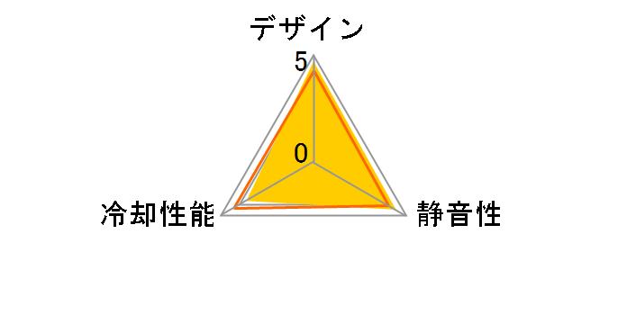 FD-FAN-DYN-X2-GP14-BK [ブラック]