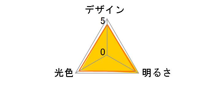 ECOHiLUX LDA8L-G-E17-6T42P [電球色]