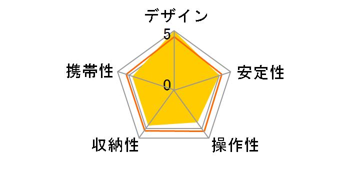 190go! M-lock アルミニウム三脚4段 MT190GOA4 [黒]
