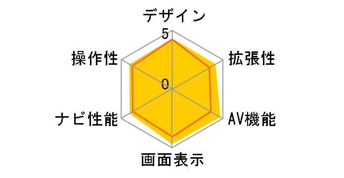 彩速ナビ MDV-S706W