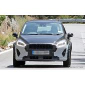 ジープ対抗か、噂の次世代EVか…フォードの小型SUVプロトタイプの正体は?
