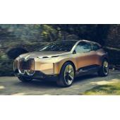 BMWが次世代EV『ヴィジョン iNEXT』発表、完全自動運転モードも