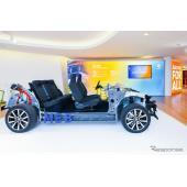 VW、次世代EVプラットフォーム「MEB」発表…2019年からI.D.ファミリーに採用