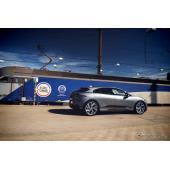 ジャガー初の市販EV『I-PACE』が英国ベルギー間、海峡トンネル経由で約370kmを無充電で走破
