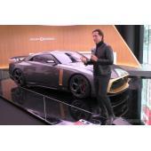 日産 GT-R50 by イタルデザイン、世界限定50台…日本でも購入可能