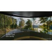 ルノー、自動運転車の車内エンタメをARで体験…パリモーターショー2018