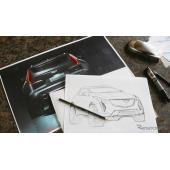 キャデラックの小型SUV、『XT4』に高性能な「Vスポーツ」計画
