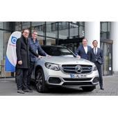 世界初のプラグイン燃料電池車、メルセデスベンツが欧州で発売…GLC ベース
