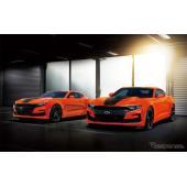 【シボレー カマロ 改良新型】オレンジカラーの「ローンチエディション」限定発売