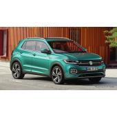 VWの最小SUV『Tクロス』、受注を欧州で開始…1万7975ユーロから