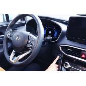 指紋認証でドアロック解除とエンジン始動、世界で初めて市販車に採用…ヒュンダイ
