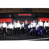 ホンダ、東京オートサロン2019でモータースポーツ体制発表