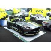 【東京オートサロン2019】アストンマーティンが「DB11 AMR」を発表