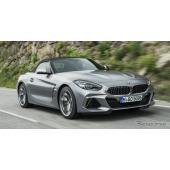 兄弟車 スープラ 新型より加速は速い…BMW Z4 新型の「M40i」がスペック発表