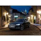 アウディ A4シリーズ 仕様・価格を一部変更、特別限定車も発売