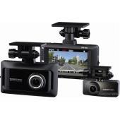 コムテック、370万画素前後2カメラの高画質ドラレコ発売…SONY STARVIS搭載