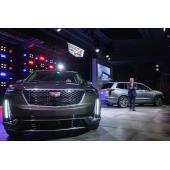 【デトロイトショー2019】キャデラックの3列シートSUV「XT6」発表