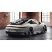 ポルシェ 911 新型、早くもカスタマイズ…カーボンルーフの「エクスクルーシブ」仕様