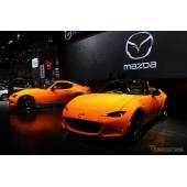 マツダ ロードスター 30周年記念車、米国向け500台は4時間で完売