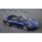 ポルシェジャパン、911カレラS/4S カブリオレ 新型の予約受注開始 1891万円より
