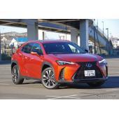 レクサス UX200 F SPORT…和デザインも取り入れた新・主力SUV