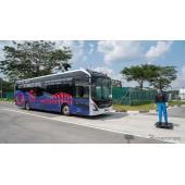 ボルボ、フルサイズの自動運転EVバスを発表…全長12mで定員85名