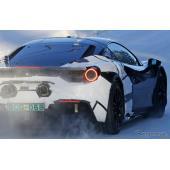 フェラーリ ディーノ、V6ハイブリッドで50年ぶり復活か