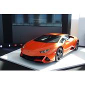 最高出力640psの「ランボルギーニ・ウラカンEVO」日本デビュー