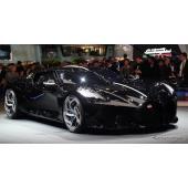 ブガッティが世界一高価な自動車、1100万ユーロの究極ワンオフ…ジュネーブ
