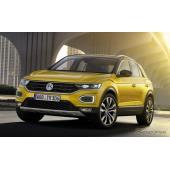 VW、新型SUVを2019年内に発売へ…Bセグ5シーター