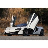 マクラーレン 570Sクーペ は570ps、328km/hを誇るスーパーカー[詳細画像]