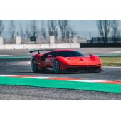 フェラーリがワンオフモデル「P80/C」を公開