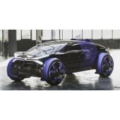 シトロエン、『19_19コンセプト』発表…未来の自動運転EV提案