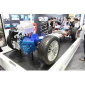 電動車を中心としたライフスタイルを提案する三菱自動車…人とくるまのテクノロジー2019