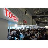 【人とくるまのテクノロジー展2019 横浜】トヨタブースの主役は「Concept-愛i」