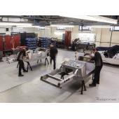 モーガンが新型スポーツカー向け車台を発表へ、BMWのV8搭載車の後継…グッドウッド2019