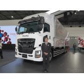 新しい時代の「運ぶ」を提案するいすゞ自動車…東京モーターショー2019
