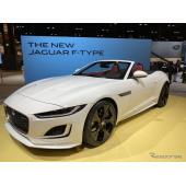 ジャガー Fタイプ 改良新型、頂点「R」に575馬力スーパーチャージャー