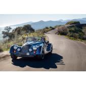 モーガンが新型「プラスフォー」を発表 70年の歴史を誇るスポーツカーがモデルチェンジ