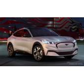 フォード マスタング のEV「マッハE」、全米50州から予約受注を獲得…2020年後半発売へ