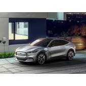 フォードのEV『マスタング・マッハE』、急速充電可能